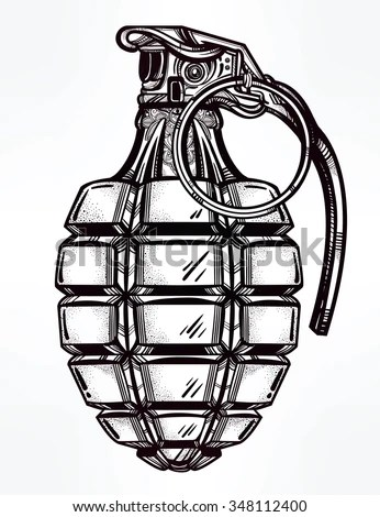 Grenade Stock Images, Royalty-Free Images & Vectors
