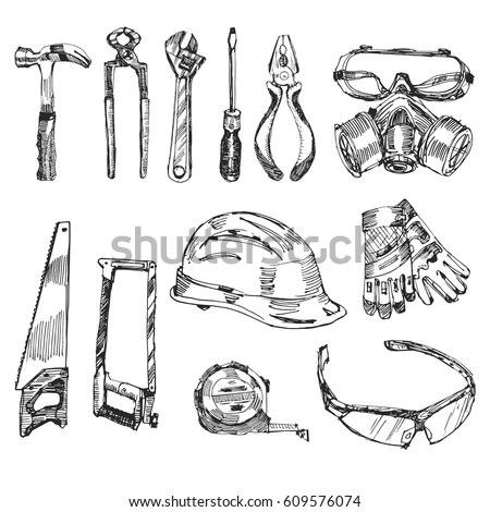 Carpentry Tools Stock Images, Royalty-Free Images