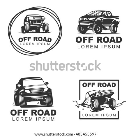 Off Road Car Stock Images, Royalty-Free Images & Vectors