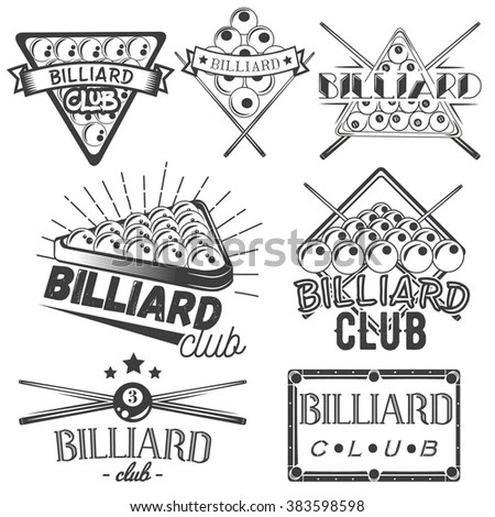 Billard Stock Images, Royalty-Free Images & Vectors