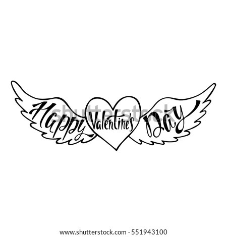 Heart With Wings Stock Images, Royalty-Free Images