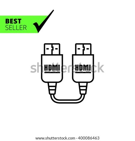 Hdmi Cable Stock Images, Royalty-Free Images & Vectors