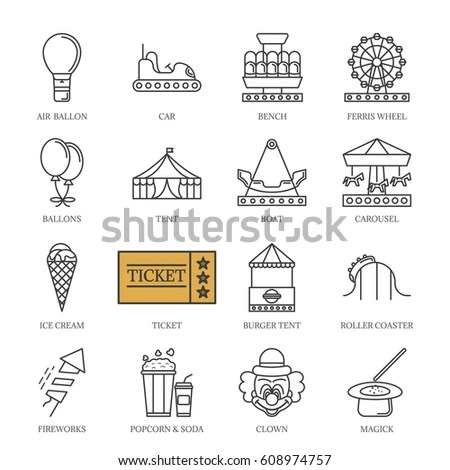 Amusement Stock Images, Royalty-Free Images & Vectors