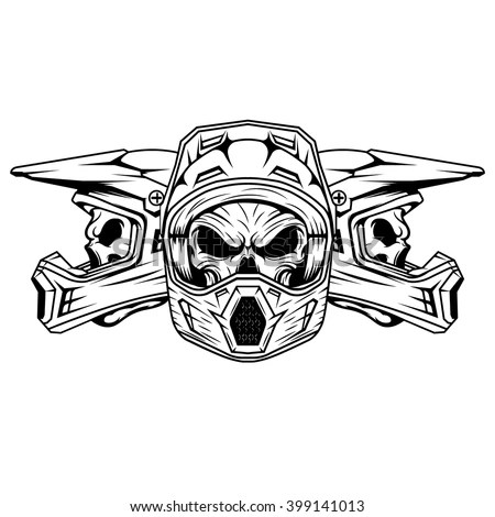 Motocross Vector Stock Images, Royalty-Free Images