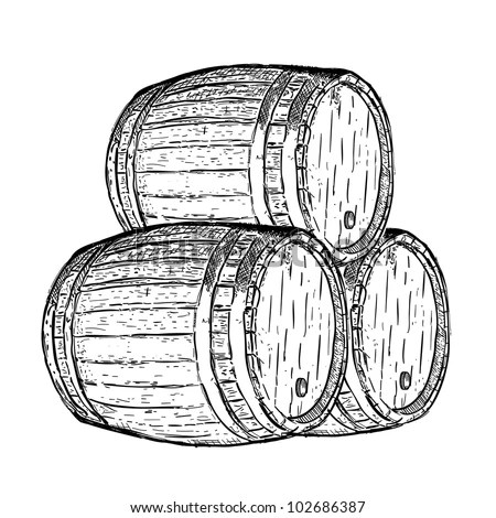Beer Barrel Stock Images, Royalty-Free Images & Vectors