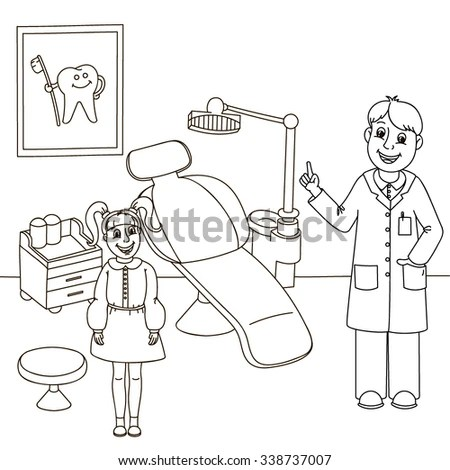 Cartoon Dental Pictures Stock Images, Royalty-Free Images
