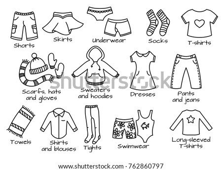 Kids Clothes Stock Images, Royalty-Free Images & Vectors
