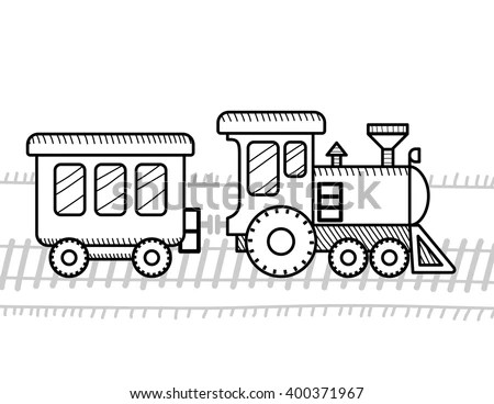 Kids Train Stock Images, Royalty-Free Images & Vectors