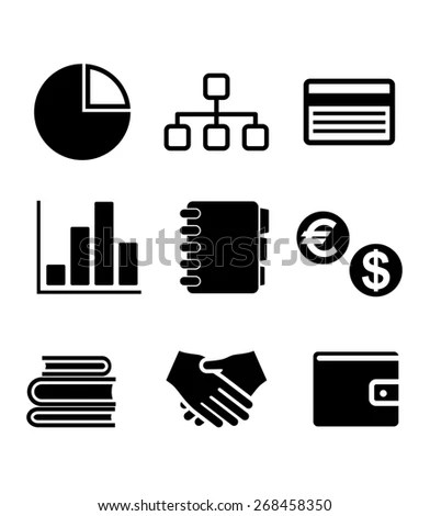 Flow Chart Icon Stock Images, Royalty-Free Images