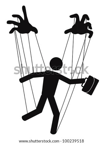Puppet Strings Stock Images, Royalty-Free Images & Vectors