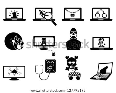 Crime Icon Stock Images, Royalty-Free Images & Vectors
