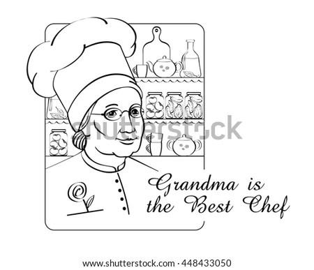 Best Grandma Stock Images, Royalty-Free Images & Vectors