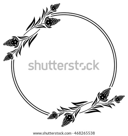 Barbed Wire Vector Frame, Barbed, Free Engine Image For