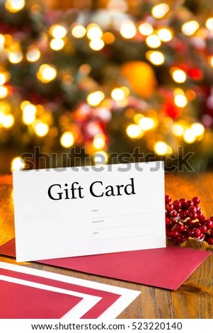 Christmas gift card backgrounds