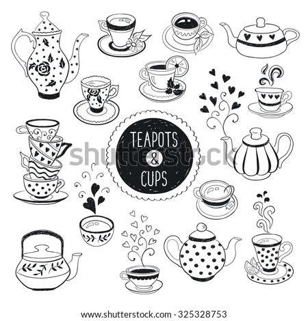 Teapot Stock Images, Royalty-Free Images & Vectors
