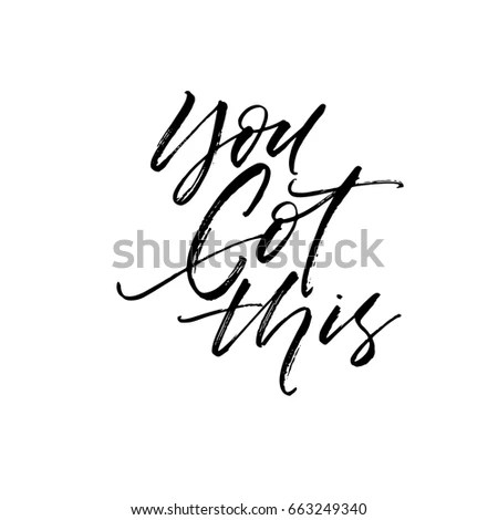 You Got This Stock Images, Royalty-Free Images & Vectors