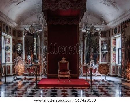 Queen Chair Stock Images RoyaltyFree Images  Vectors