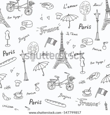 France Pattern Stock Images, Royalty-Free Images & Vectors