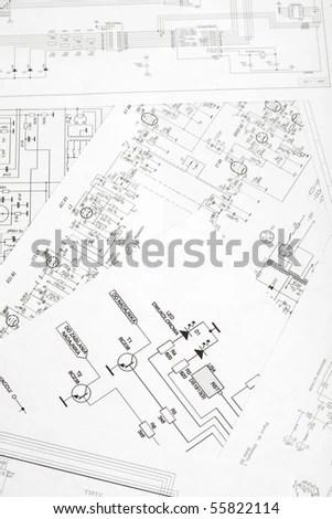 Simple Communication Diagram, Simple, Free Engine Image