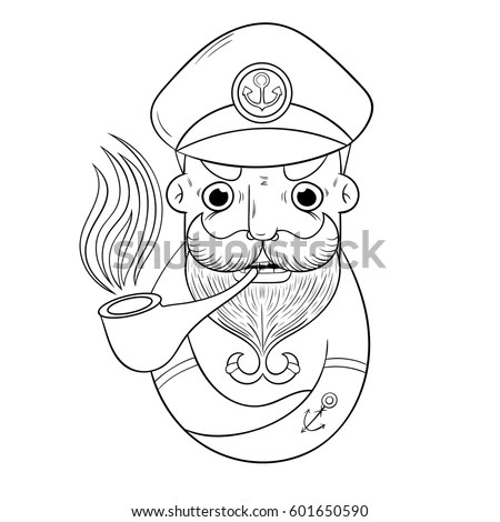 Tattoo Smoking Pipe Stock Images, Royalty-Free Images