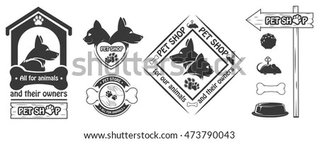 Dog Supplies Stock Images, Royalty-Free Images & Vectors