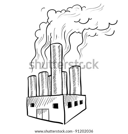Greenhouse Gas Emissions Stock Images, Royalty-Free Images