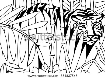 Art Nouveau Design Background Stock Vector 10994905