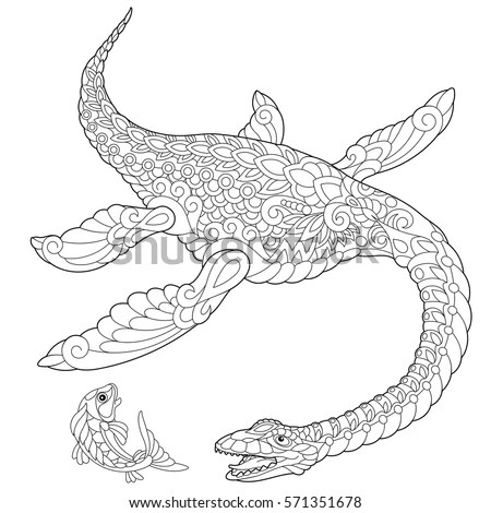 Plesiosaurus Stock Images, Royalty-Free Images & Vectors