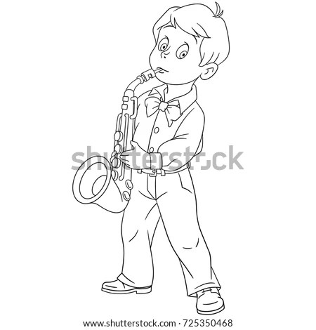 Sax Cartoon Stock Images, Royalty-Free Images & Vectors