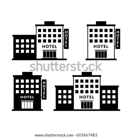 Hotel Building Stock Images, Royalty-Free Images & Vectors