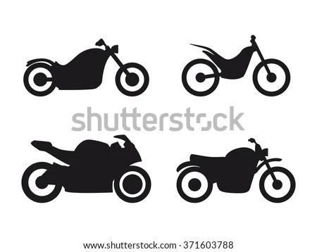 Vintage Motorcycle Drag Racing Vintage Motorcycle Street
