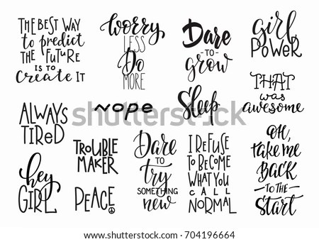 Hand Lettering Stock Images, Royalty-Free Images & Vectors