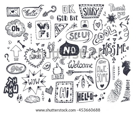 Doodle Sketch Stock Images, Royalty-Free Images & Vectors