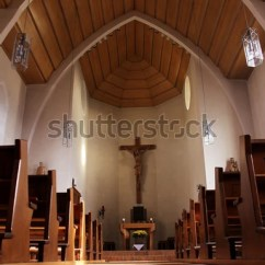 Wooden Church Choir Chairs Lilly Pulitzer Chair Chapel Interior Stock Images, Royalty-free Images & Vectors | Shutterstock