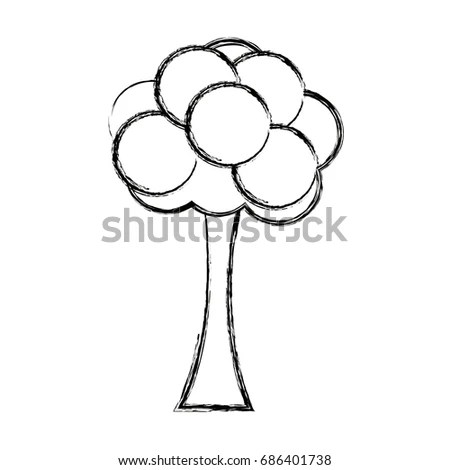 Line Drawing Cathedral Window Stock Illustration 40194373