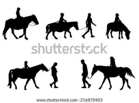 Pony Ride Stock Images, Royalty-Free Images & Vectors