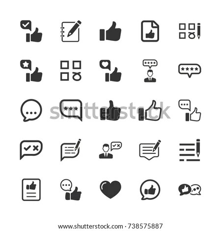 Feedback Icon Stock Images, Royalty-Free Images & Vectors