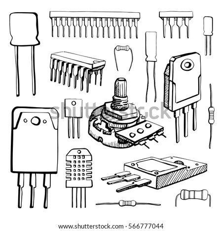 Transistors Stock Images, Royalty-Free Images & Vectors