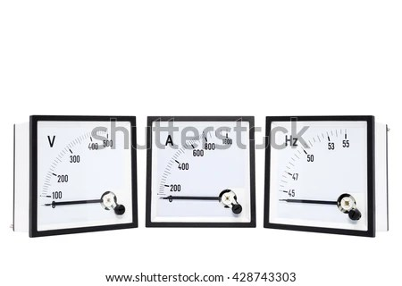 Ammeter Stock Images, Royalty-Free Images & Vectors