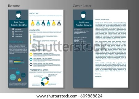 Job Cover Letter Stock Images RoyaltyFree Images  Vectors  Shutterstock