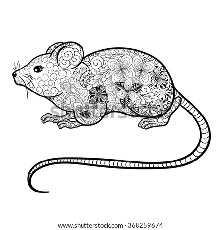 Mouse Tattoo Stock Images, Royalty-Free Images & Vectors
