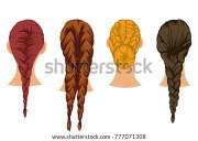 braid stock royalty-free