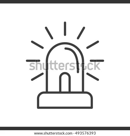Warning Lights Stock Images, Royalty-Free Images & Vectors