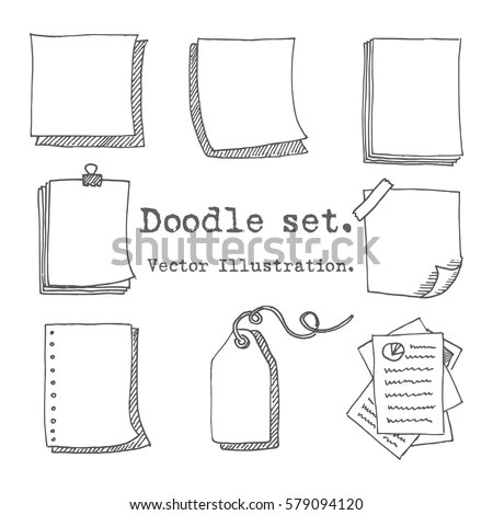 Notepad Stock Images, Royalty-Free Images & Vectors