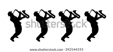 Jazz Player Stock Images, Royalty-Free Images & Vectors