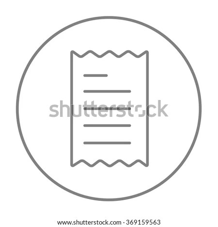 Till Receipt Stock Images, Royalty-Free Images & Vectors
