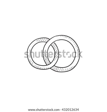Ring Sketch Stock Images RoyaltyFree Images  Vectors