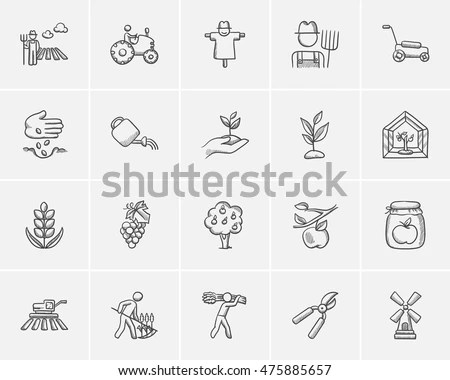 Agriculture Stock Images, Royalty-Free Images & Vectors