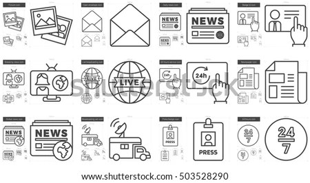 Broadcast Icon Stock Images, Royalty-Free Images & Vectors