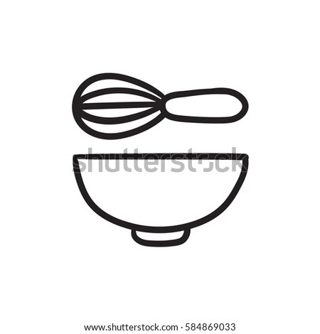 Whisk Stock Images, Royalty-Free Images & Vectors